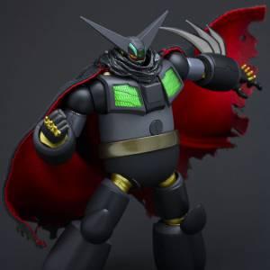 Getter Robo Armageddon - Black Getter [Sentinel x T-REX]