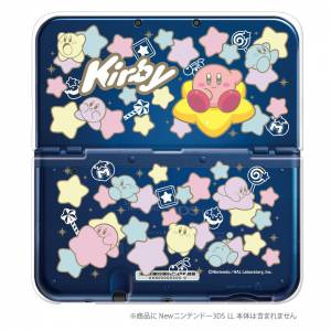 Cover Plates - Body Cover Collection x Kirby series Type C [New 3DSLL]