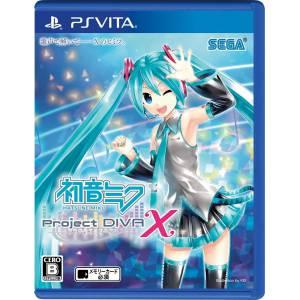 Hatsune Miku Project Diva X [PSVita - Used Good Condition]