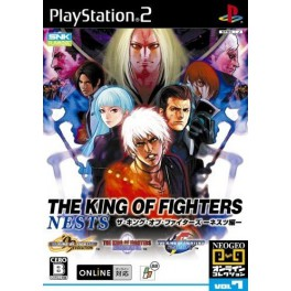 The King Of Fighters Nests Hen [PS2 - Used Good Condition]