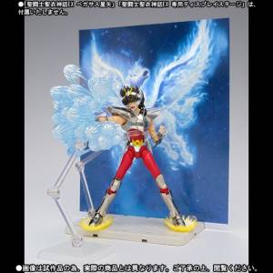 Saint Seiya Myth Cloth EX - Effect Parts Set - Pegasus Seiya (Revived Bronze Cloth) & Sagittarius Aiolos [Used]