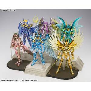Saint Seiya Myth Cloth - DX Display Stage Set ~10th Anniversary Edition~ [Used]