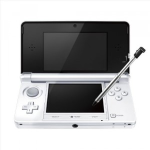 Nintendo 3DS - Ice White [brand new]