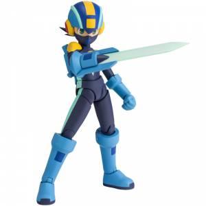 Mega Man Battle Network - Rockman / Megaman EXE [4 Inch Nel]