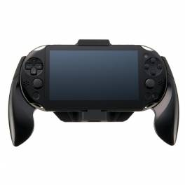 CYBER Gaming grip  Black (for Playstation Vita PCH-2000) [Cyber Gadget - Brand new]