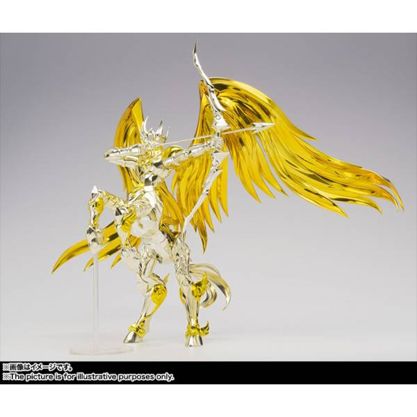 Saint Seiya Myth Cloth Ex Sagittarius Aiolos God Cloth Soul Of Gold Brand New Nin Nin