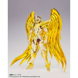 Saint Seiya Myth Cloth EX - Sagittarius Aiolos (God Cloth / Soul of Gold) [Brand New]