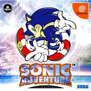 Sonic Adventure [DC - Used Good Condition]