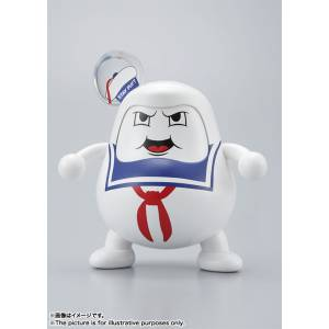 Ghost Buster - MARSHMALLOW MAN DARUMA [DARUMA CLUB]