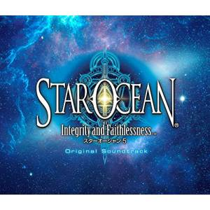 Star Ocean 5 -Integrity and Faithlessness- ORIGINAL SOUNDTRACK [OST]
