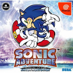 Sonic Adventure International [DC - Used Good Condition]