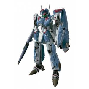 Macross F - DX Chogokin VF-25F Super Messiah Valkyrie Alto Saotome Model [Bandai DX Chogokin] (Damaged box)