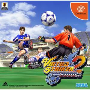 Virtua Striker 2 Ver. 2000.1 [DC - Used Good Condition]