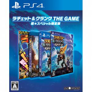 Ratchet & Clank THE GAME - Special Limited Edition [PS4]