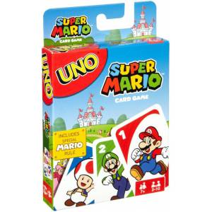 UNO - Super Mario Card Game [Goods]