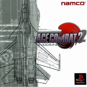 Ace Combat 2 [PS1 - Used Good Condition]