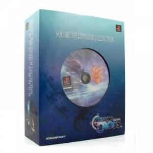 Chrono Cross (Square Millennium Collection) [PS1 - Used Good Condition]