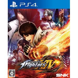 THE KING OF FIGHTERS XIV - Standard Edition [PS4]