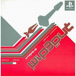 WipeOut 3 [PS1 - Used Good Condition]