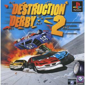 Destruction Derby 2 [PS1 - Used Good Condition]