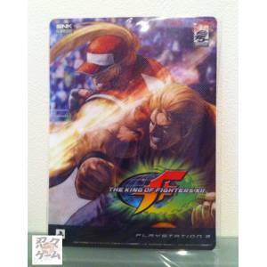 King Of Fighters XII - Seal Tapis de Souris [Article Limité]