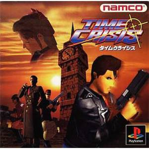 Time Crisis [PS1 - Used Good Condition]