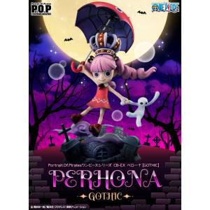 ONE PIECE CB-EX - Perhona GOTHIC Limited Edition [Portrait.Of.Pirates]