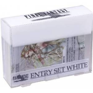Final Fantasy TCG - Entry Set White [Trading Cards]