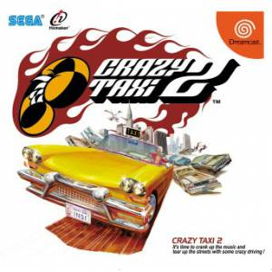 Crazy Taxi 2 [DC - Used Good Condition]