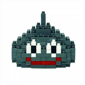 Dragon Quest - metal slime [Nanoblock]
