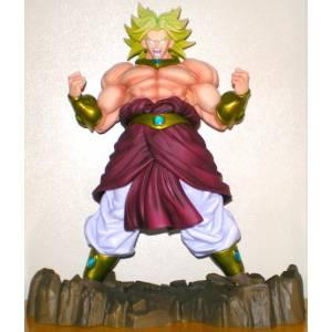 Dragon Ball Kai - Saikyou Rival Part. - Broly Last One Price - Ichiban Kuji [Banpresto] [Used]