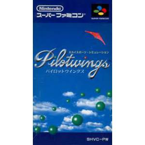Pilotwings [SFC - Used Very Good Condition]