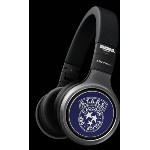 Biohazard 20th Anniversary x Onkyo - Pioneer Hi-Res Headphone STARS Limited model [Hi-tech]