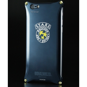 GILD design × BIOHAZARD 20th Anniversary STARS Ver. iPhone 6 / 6s Case & Protection Sheet [Goods]