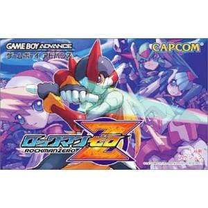 Rockman Zero / MegaMan Zero [GBA - Used Good Condition]