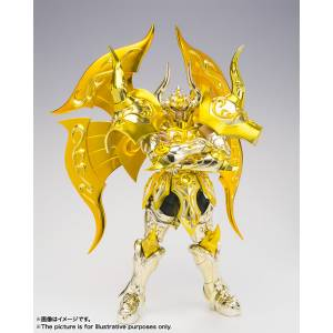 Saint Seiya Myth Cloth EX - Taurus Aldebaran (God Cloth / Soul of Gold) [Brand New]