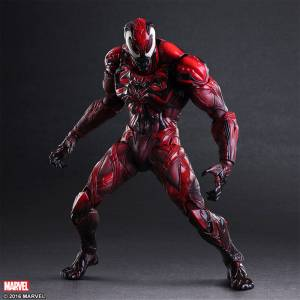 Marvel Universe - Venom LIMITED COLOR VER. [Variant Play Arts Kai]
