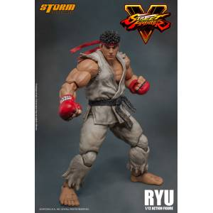 Street Fighter V - Ryu [Storm Collectibles Toys]