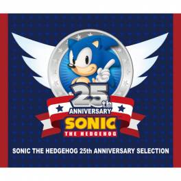 SONIC THE HEDGEHOG 25TH ANNIVERSARY SELECTION [OST]