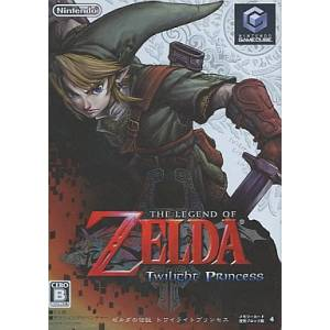 Zelda no Densetsu - Twilight Princess [NGC - used good condition]