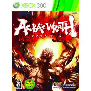 Asura's Wrath - Standard Edition + Flyer [X360]