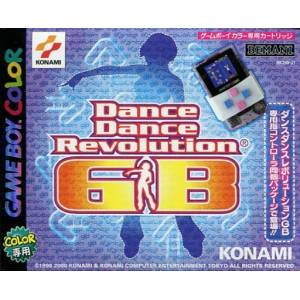 Dance Dance Revolution GB [GBC - Used]