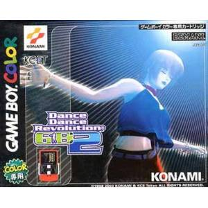 Dance Dance Revolution GB2 [GBC - Occasion]