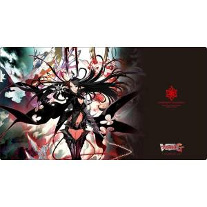 "Cardfight!! Vanguard G - Fighter's Rubber Play Mat Vol.9 ""Silver Thorn Dragon Master, Mystique Luquier"""