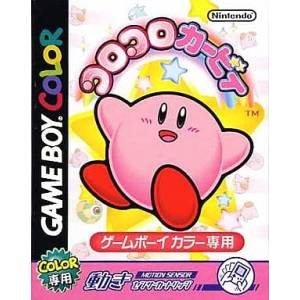 Koro Koro Kirby / Kirby Tilt'n Tumble [GBC - Used Good Condition]