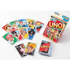 UNO - One Piece Card Game [Goods]