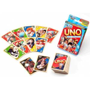 UNO - One Piece New World Card Game [Goods]