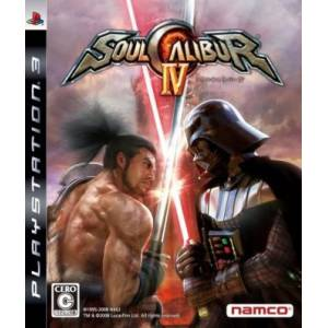 Soul Calibur IV - 1st print [PS3]