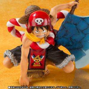 ONE PIECE FILM GOLD - Monkey D. Luffy Opening Ver. [Figuarts ZERO]