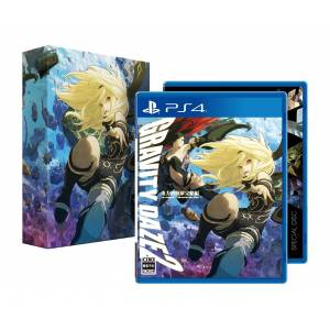 Gravity Daze 2 - First Press Limited Edition [PS4]